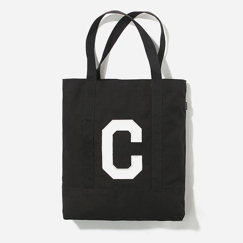 COVERNAT 커버낫 에코백-C LOGO TOOL POCKET BAG-BLACK