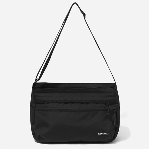 COVERNAT 커버낫 크로스백_CODURA CROSS BAG-BLACK