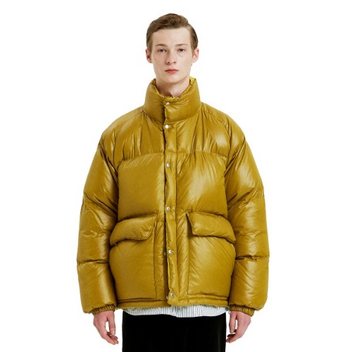 LIFUL 라이풀 패딩_LIFUL GROSS REVERSIBLE DOWN PARKA-CAMEL