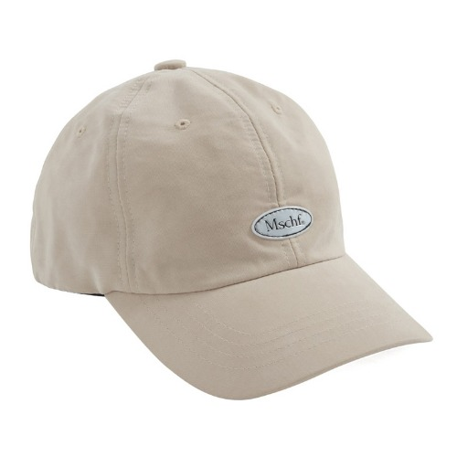 MISCHIEF 미스치프 모자_TENCEL BALL CAP-BEIGE