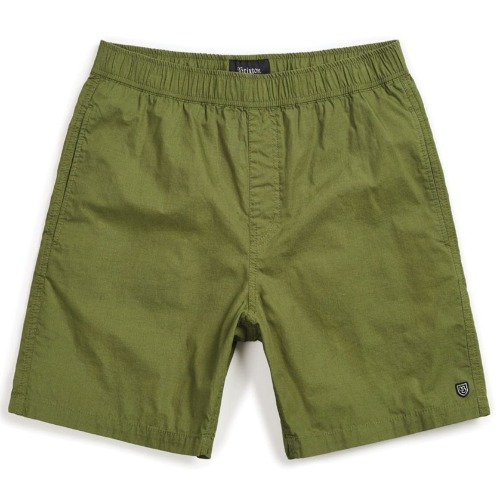 BRIXTON 브릭스톤 반바지_STEADY ELASTIC WB SHORT-LEAF