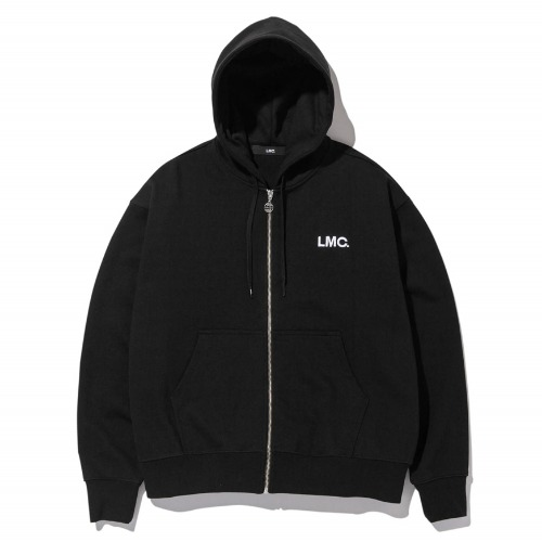 엘엠씨 후드집업_LMC OG LOGO ZIP-UP HOODIE-BLACK