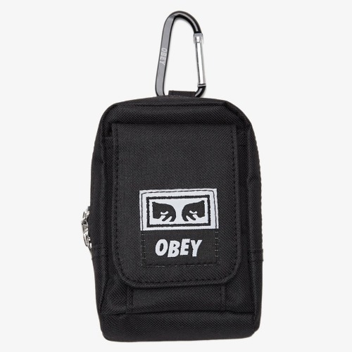 오베이 가방 DROP OUT UTILITY BAG-BLACK
