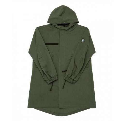 87MM 엠엠엘지  자켓_WEATHERABLE PARKA-KHAKI