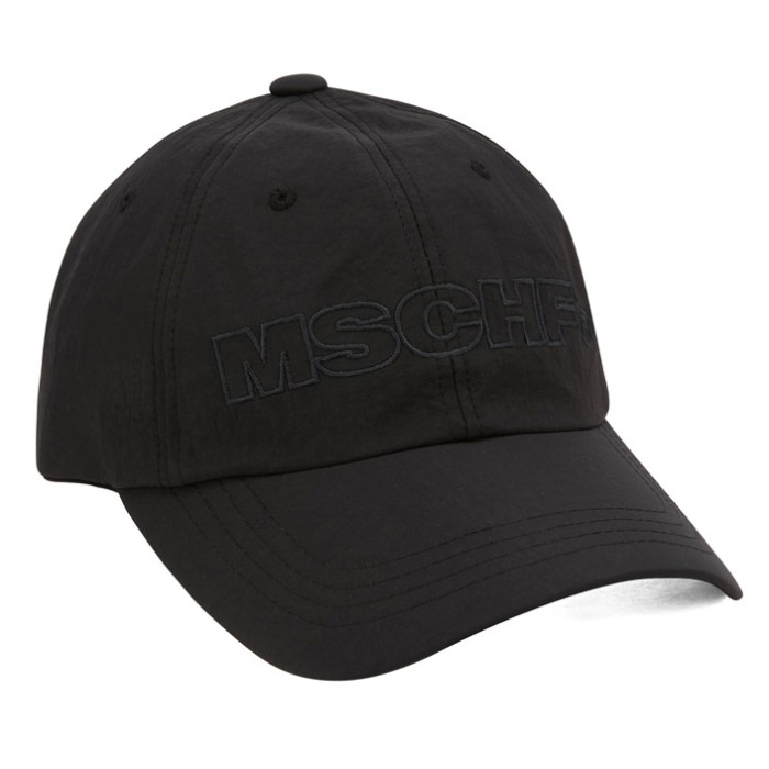 미스치프 모자 NYLON BALL CAP-BLACK