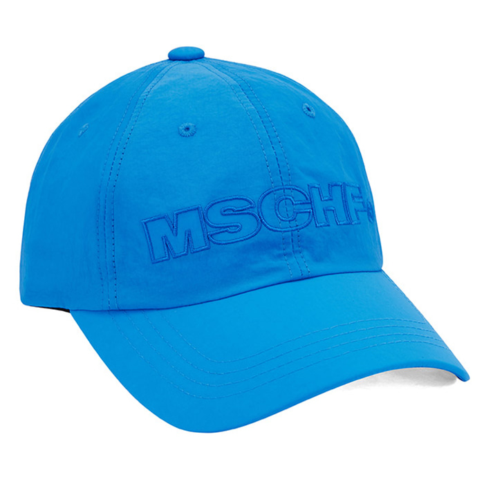 미스치프 모자 NYLON BALL CAP-BLUE
