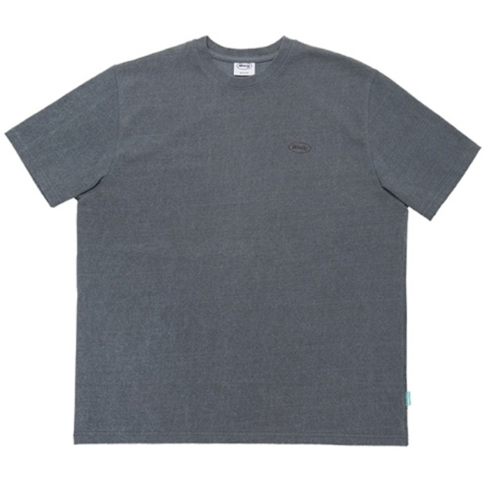 87MM 엠엠엘지 티셔츠 FIGMENTS MMLG HF TEE-BLUE GREY
