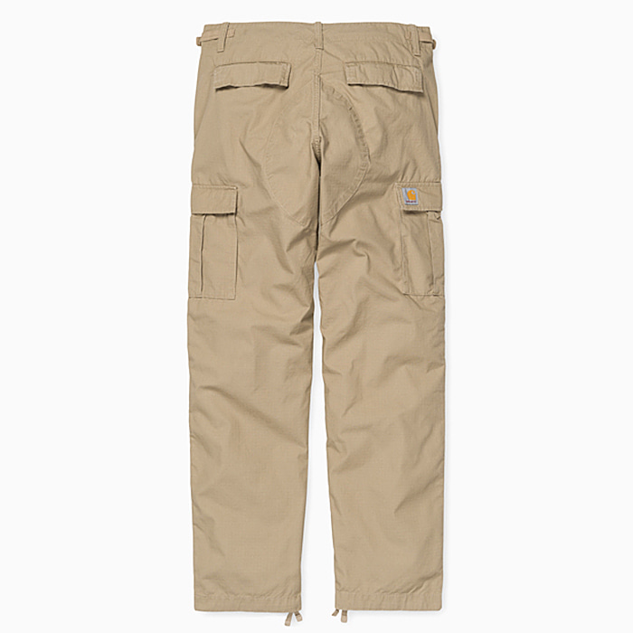 칼하트WIP 에비에이션 카고팬츠_AVIATION PANT COLUMBIA-LEATHER RINSED