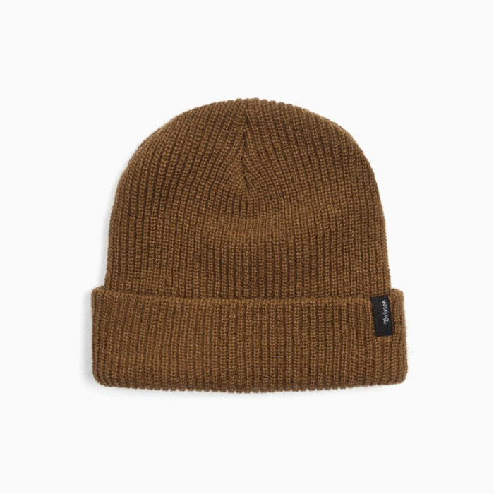 브릭스톤 비니 HEIST BEANIE-COYOTE BROWN