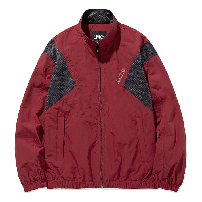 엘엠씨 자켓 LMC MMWB TRACK SUIT JACKET-RED