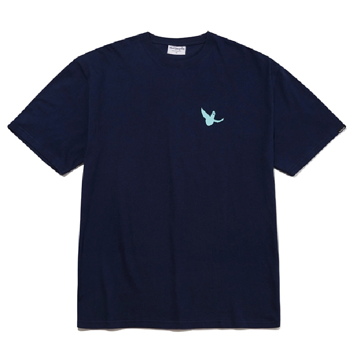 마크곤잘레스 반팔티 MG SMALL ANGEL LOGO TEE-NAVY