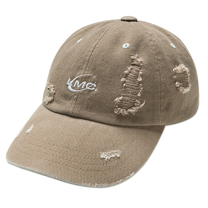 엘엠씨 모자 LMC SHREDDED PLANET 6PANEL CAP-BEIGE